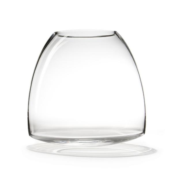 Goods Wobble Vase 45 Clear