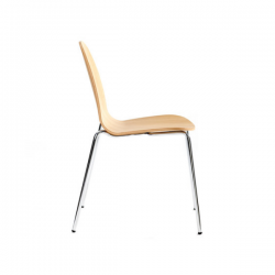 Ondarreta Bob Steel Chair