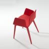 Ondarreta Bob XL Chair with arms