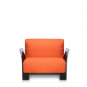Kartell Pop Seater  Farbric Trevira Orange