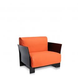 Kartell Pop Seaterarbric Trevira Orange