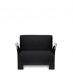 Kartell Pop Seater Farbric Trevira Black