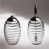 Alessi Honey Pot by Theo Williams