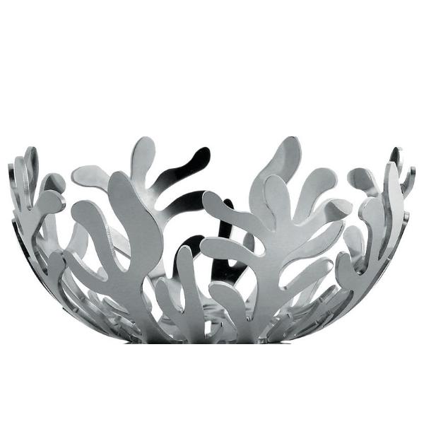 Alessi Tea Light Holder Mediterraneo Stainless steel