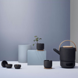 Stelton Theo Tea Pot Warmer