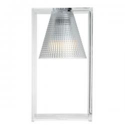 Kartell Light Air Sculptured Table Light Crystal