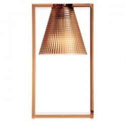 Kartell Light Air Sculptured Table Light Pose