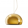 Kartell Fl/y Metallic Suspension Lamp