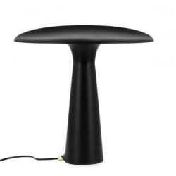 Normann Copenhagen Shelter Table Lamp Classic Black