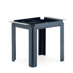 Normann Copenhagen Box Table Midnight Blue