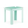Normann Copenhagen Box Table Turquoise