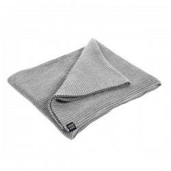 Design House Stockholm Pleece Throw Grey