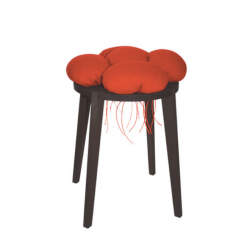 Raumgestalt Black forest Stool