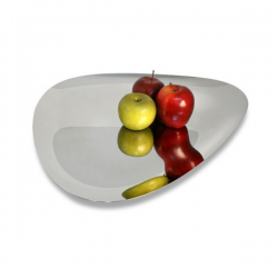 Alessi Colombina Collection Tray Stainless Steel