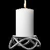 Georg Jensen Glow Candleholder Shiny