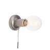 Carpyen Punt Wall Light Matt Nickel