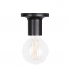 Carpyen Punt Wall Light Black