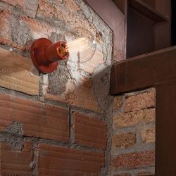 Carpyen Punt Wall Light