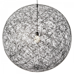 Moooi Random Light Black