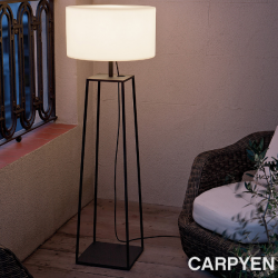 Carpyen Tiffany 2 Outdoor Floor Lamp