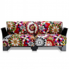 Kartell Pop 2 Seater Missoni