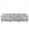 Kartell Pop 3 Seater Missoni