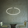 Antonangeli Archetto Shaped Suspension Lamp