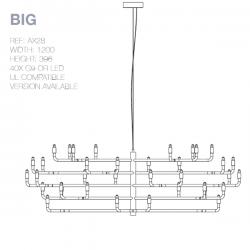 Axis 71 Grand Siecle Pendant Light