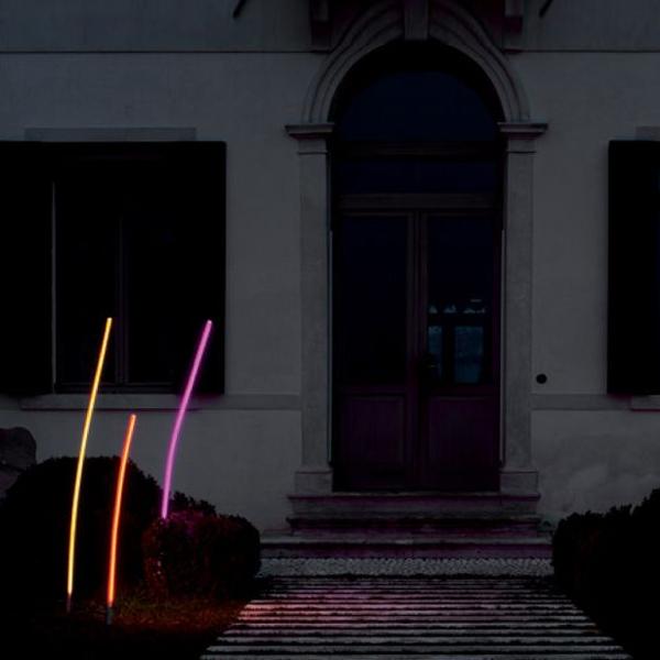Antonangeli Archetto Shaped  Outdoor Floor Lamp