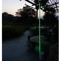 Antonangeli Archetto Shaped  Outdoor Floor Lamp