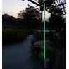 Antonangeli Archetto Shaped OutdoorFloor Lamp