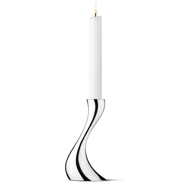 Georg Jensen Cobra Candle Holder