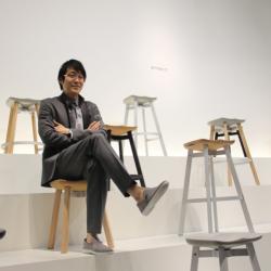 Emeco Su Counter Stool Eco Concrete Seat