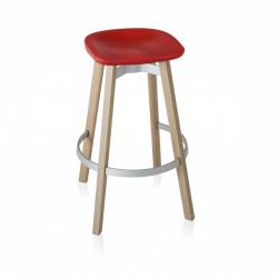 Emeco Su Barstool Recycled Polyethilene Seat