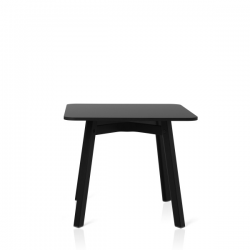 Emeco Su Low Table Black top 55cm