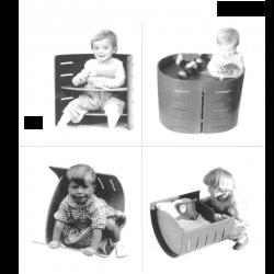 ArchitectMade Child's chair