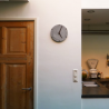 Concrete Clock 2515 gr Gestaltung