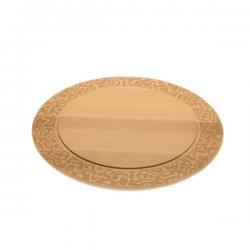 Alessi Dressed in Wood Cheeseboard