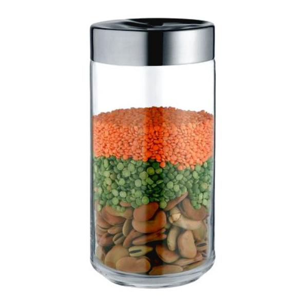 Alessi Julieta LC Glass Container