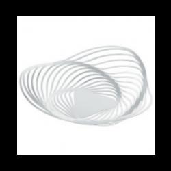 Alessi Trinity Basket - Fruit bowl ACO03 White