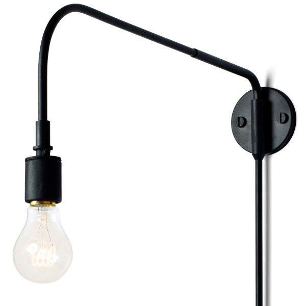 Menu Warren Wall Lamp Black