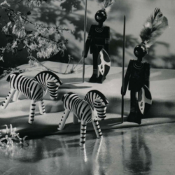 Kay Bojesen Zebra