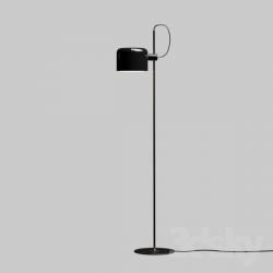 Oluce Coupe 3321 Floor Lamp