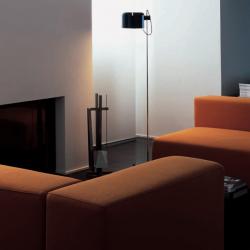 Oluce Coupe 3321 Floor Lamp