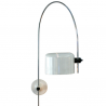 Oluce Coupe 1158 wall Lamp
