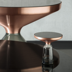 ClassiCon Bell Table Side Table Copper