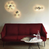 Oluce Fiore 123 Wall / Ceiling Light