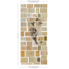 NLXL Eka 01 Biblioteca Wallpaper by Ekaterina Panikanova