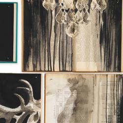 NLXL Eka 05 Biblioteca Wallpaper by Ekaterina Panikanova