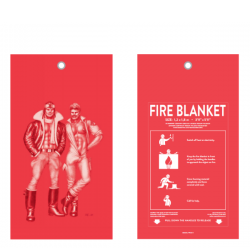Jalo Helsinski The Aviator Fire blanket